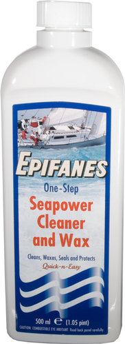 Epifanes Seapower Cleaner and Wax Boots-Reiniger mit Wachs